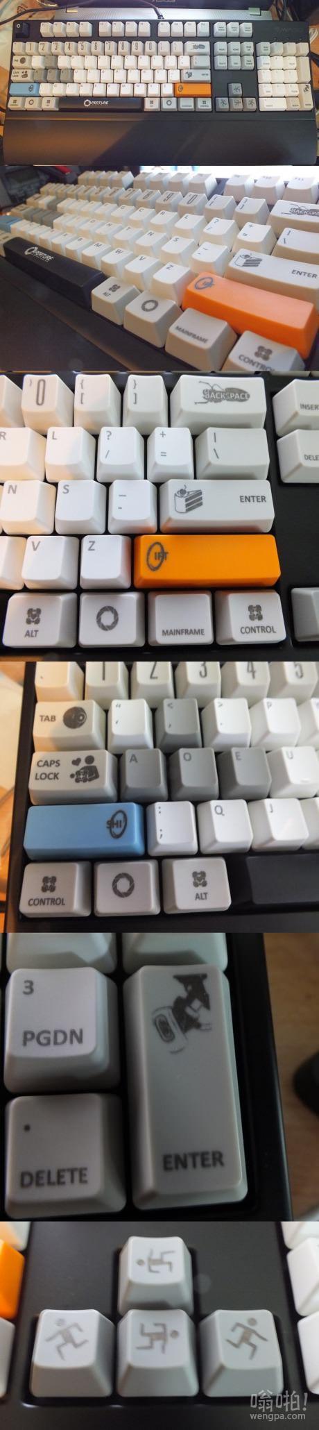 门户主题键盘
