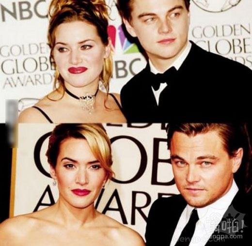 杰克和罗斯 – 他们看起来完美的结合在一起
