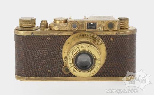 这是世界上最昂贵的相机吗?