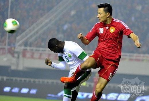 亚预赛-国足0-0平沙特 下场客场战平伊拉克即可出线