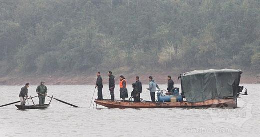 湖南桃源一接亲船遇强风沉没 致3人遇难