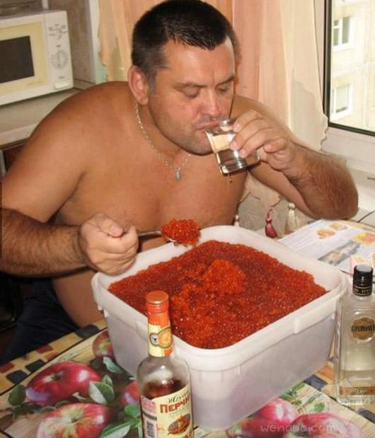 最新的健康趋势:俄罗斯饮食