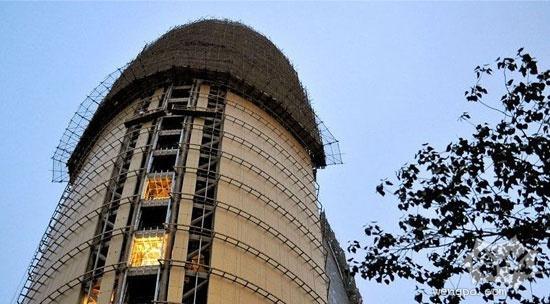 老外眼中中国十大最丑建筑