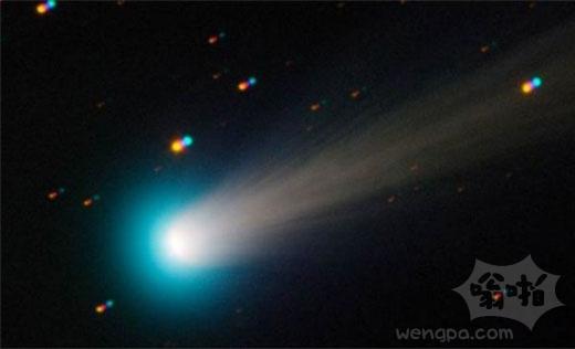 彗星会穿上它最大的显示-可赶上它虽然可以因为它可能即将爆发在我们的天空