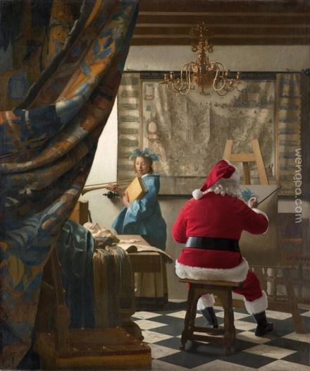 圣诞老人的穿越