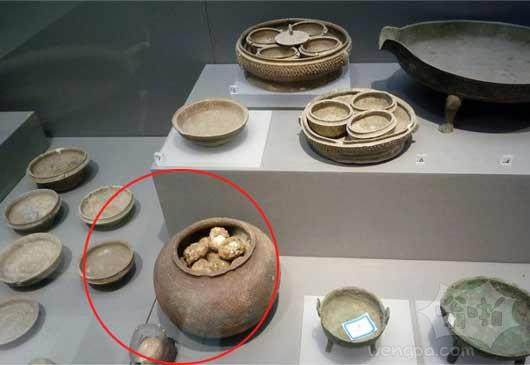 """南京博物院""""西周鸡蛋""""走红网络"""