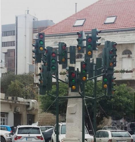 坑爹的红绿灯