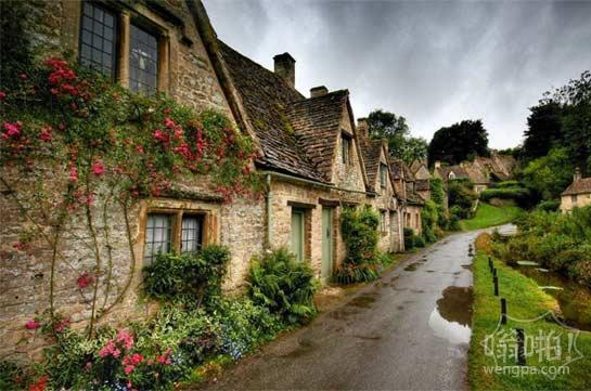 欧洲十大最美丽的村庄 你去过几个