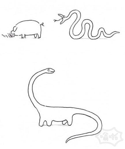 恐龙是这么来的