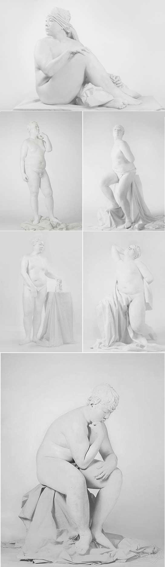 一个胖子的西方美术史
