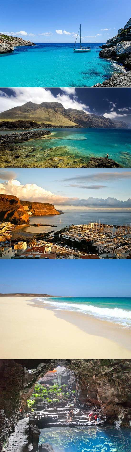 探索加那利群岛