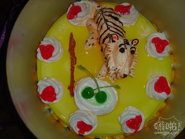 """那些很""""乡村""""的蛋糕"""