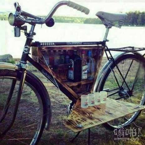 豪华旅行单车
