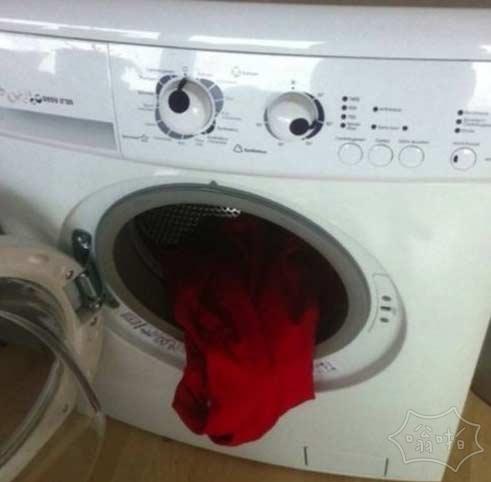 离奇的洗衣机