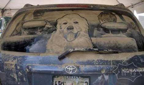 令人难以置信的泥艺术