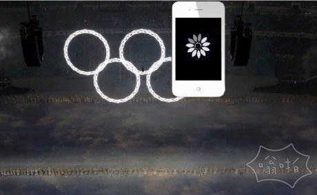冬奥会开幕式第五环拼命加载中……