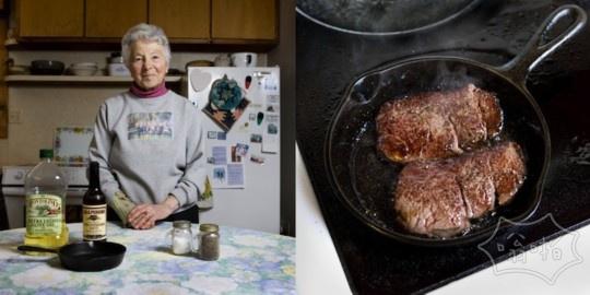 世界各地奶奶做的饭 很好吃的样子
