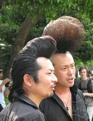 欧弟会喜欢的发型