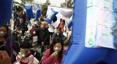 """山里的20袋新鲜空气,被郑州人一""""吸""""而光"""