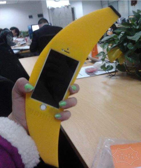 如此霸气的手机壳….
