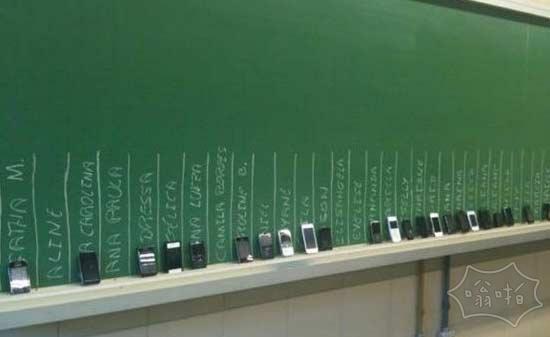国外考试老师仿作弊方法