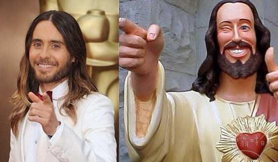 贾里德莱托和耶稣