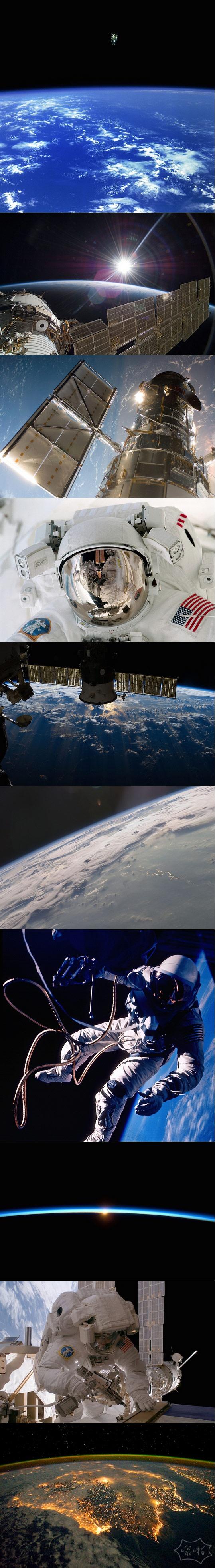 美国航空航天局令人叹为观止的太空照片