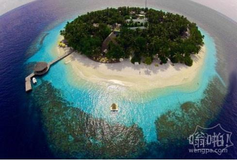 天堂岛,马尔代夫