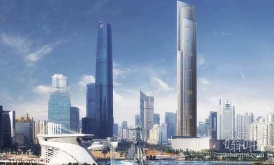 世界上最快的电梯将在广州安装