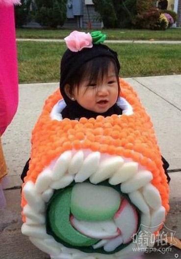 好萌的寿司,需要来一份吗?