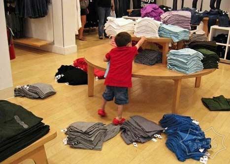 这孩子喜欢劳动