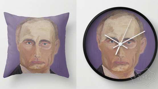 抱歉,你错过了买乔治•布什(George w . Bush)枕头艺术品的机会