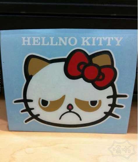 Hell(n)o kitty