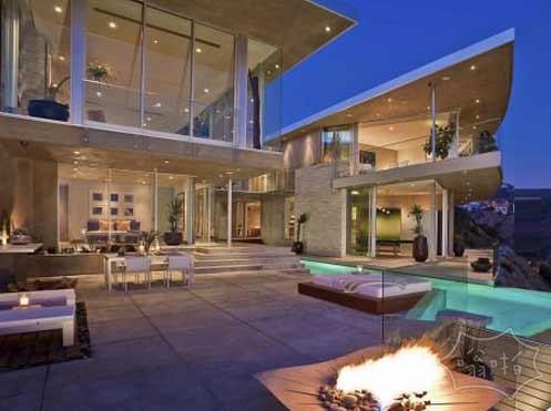瑞典的DJ AVICII新的1500万美元洛杉矶豪宅