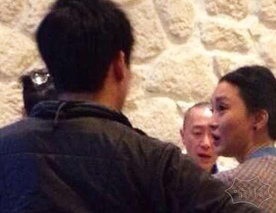 周迅与新男友高圣远法国秀恩爱 高圣远为美国华裔艺人