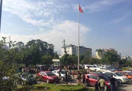 今日9时20分,云南省德宏傣族景颇族自治州盈江县发生6.1级地震。多地网友称有震感。