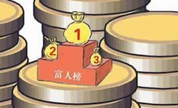 全球富豪排行榜香港富豪第6 北京富豪排第8
