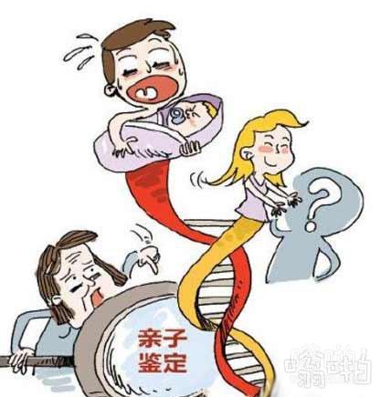 福州中国好岳母 怕准女婿吃亏带外孙做亲子鉴定 果然非亲生