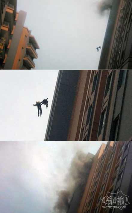 劳动节,两名90后消防员牺牲的最后瞬间