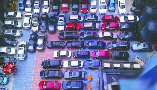 最牛停车:最强中国式停车