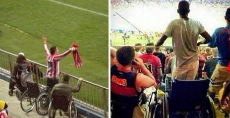 足球的力量