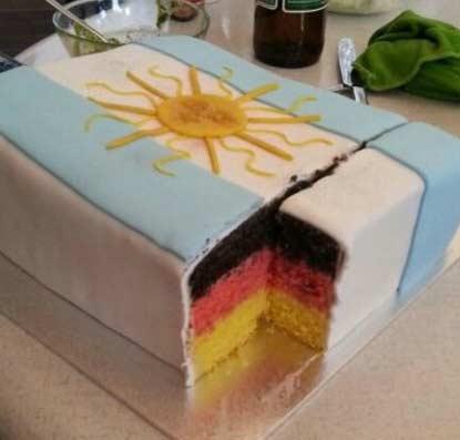 #乌贼刘#其实刘语熙的卧底身份只能用这个蛋糕来解释了……