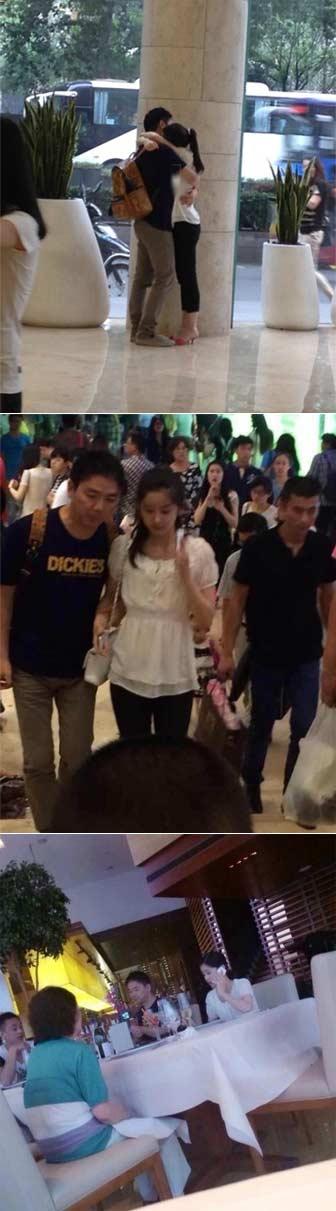 奶茶妹妹刘强东热恋修正果 南京见家长亲密挽手逛街缠绵拥抱