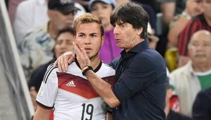 """""""让他们知道你比梅西厉害,让全世界看到你是更好的球员并拿下世界杯!""""难道勒夫的这番话决定了比赛?"""