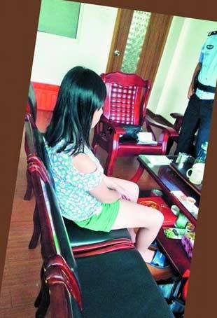13岁女孩自称遭网友拘禁 实为看演唱会花光钱后经人介绍卖淫