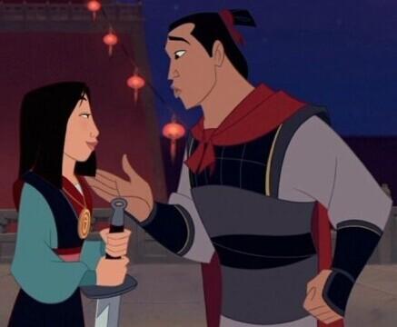 """""""木兰,我喜欢你!我们在一起吧!"""" """"擦,你知道我是女的了?!!"""" """"擦,你是女的?!!"""""""