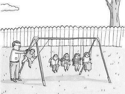 体育老师请假,物理老师带了节课