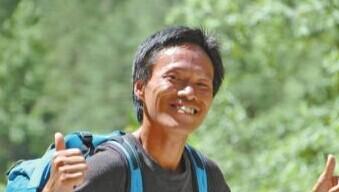 一场说走就走的旅行:河南34岁未婚农民历时91天从上海徒步到西藏