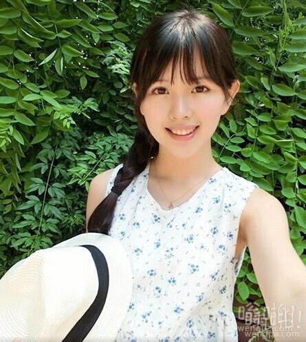 南昌大学校花钟恩淇被称最美邻家女孩 曾参加《一站到底》等节目录制