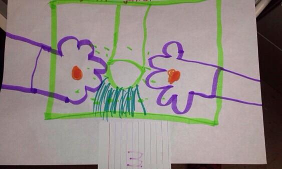 他想画胚胎发芽